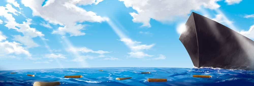大悲の願船